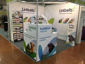 Lintbells stand at PATS 2016