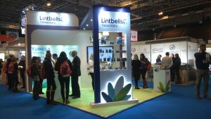 Lintbells stand at BSAVA 2016
