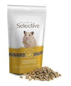 New Selective Hamster food