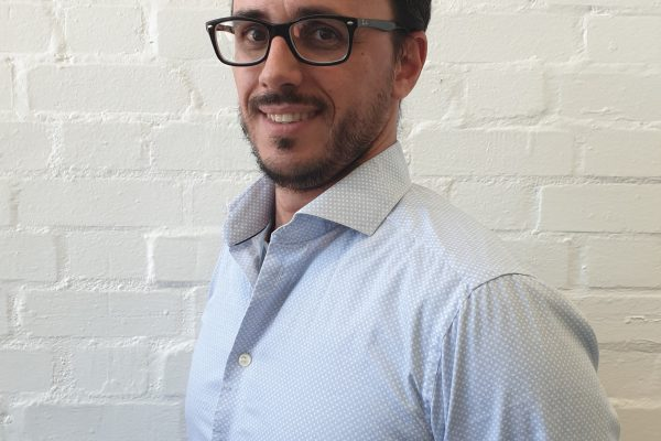 Ricardo Fernandes, from Hamilton Specialist Referrals, is pictured here.
