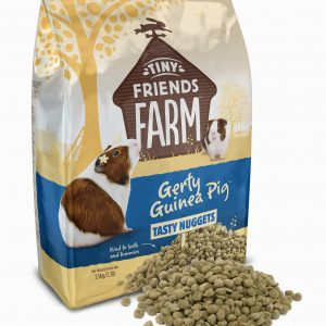 Gerty Guinea Tasty Nuggets launches as mono-component continues to grow