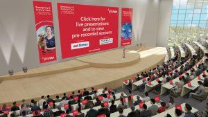 Auditorium at Vets Now Event