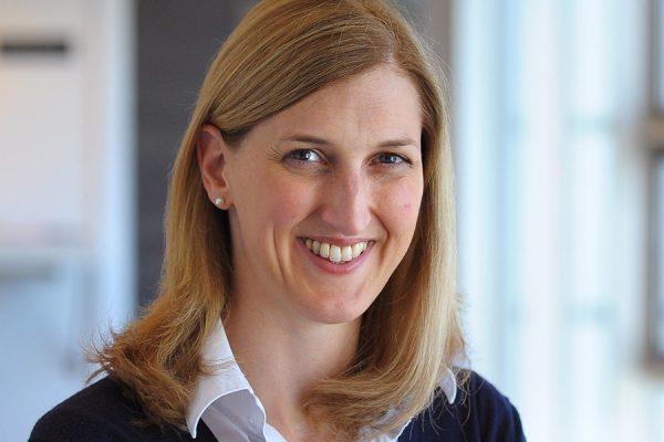 Victoria Johnson, co-Director, VetCT