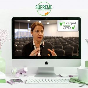 Supreme Petfoods provides 30 hours of free CPD, now accredited by SQP regulator Vetpol