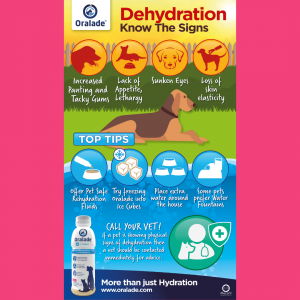Oralade Highlights Importance of Hydration Day