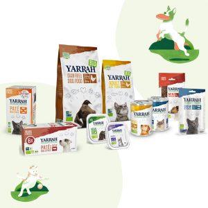 Vital Pet Group to exclusively stock leading organic pet food range Yarrah