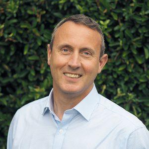 Mick Crosthwaite, Hallmarq CEO